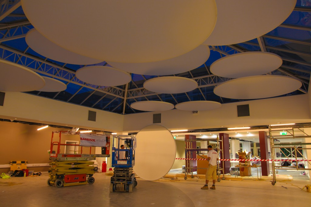 Barrisol Acoustic Ceiling Systems